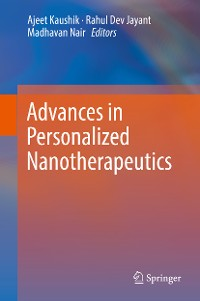 Cover Advances in Personalized Nanotherapeutics