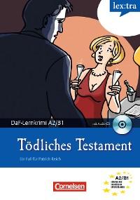Cover A2-B1 - Tödliches Testament