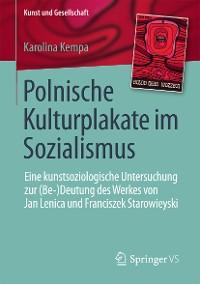 Cover Polnische Kulturplakate im Sozialismus