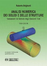 Cover Analisi Numerica dei Solidi e delle Strutture
