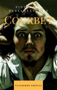 Cover Pinturas e pensamentos de Courbet