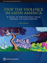 Cover Stop the Violence in Latin America