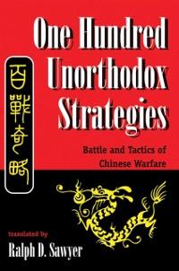 Cover One Hundred Unorthodox Strategies