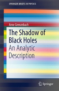 Cover The Shadow of Black Holes