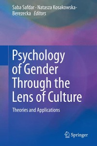 Cover Psychology of Gender Through the Lens of Culture