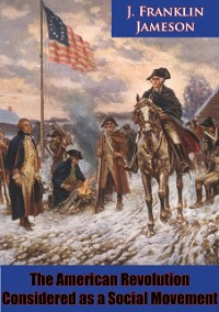 Cover American Revolution Considered as a Social Movement