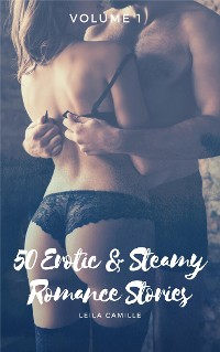 Cover 50 Erotic & Steamy Romance Stories