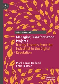 Cover Managing Transformation Projects