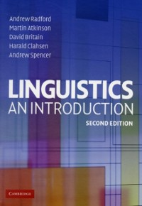 Cover Linguistics