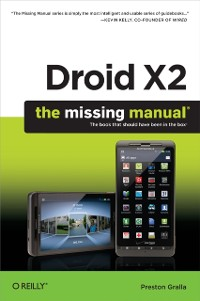 Cover Droid X2: The Missing Manual