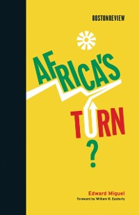 Cover Africa's Turn?