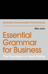 Cover Essential Grammar for Business