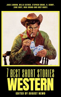 Cover 7 best short stories - Western