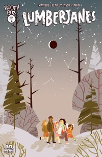 Cover Lumberjanes #21