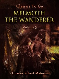 Cover Melmoth the Wanderer Vol. 3 (of 4)