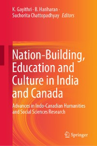 Cover Nation-Building, Education and Culture in India and Canada
