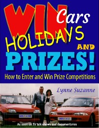 Cover Win Cars Holidays and Prizes - How to Enter and Win Prize Competitions