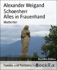Cover Alles in Frauenhand