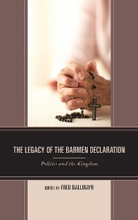 Cover The Legacy of the Barmen Declaration
