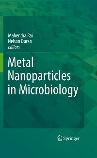 Cover Metal Nanoparticles in Microbiology