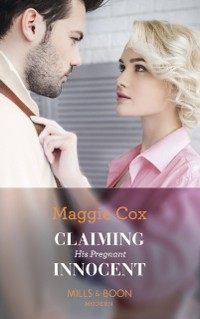 Cover Claiming His Pregnant Innocent (Mills & Boon Modern)