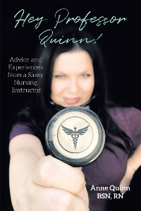 Cover Hey, Professor Quinn!