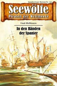 Cover Seewölfe - Piraten der Weltmeere 735