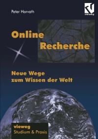 Cover Online-Recherche