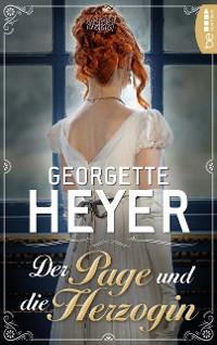 Cover Der Page und die Herzogin