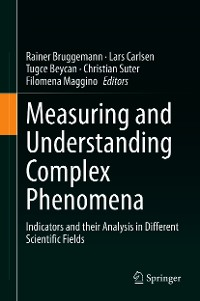 Cover Measuring and Understanding Complex Phenomena