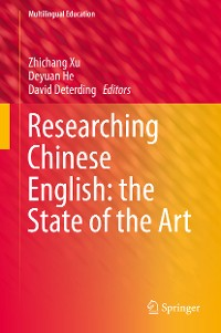 Cover Researching Chinese English: the State of the Art
