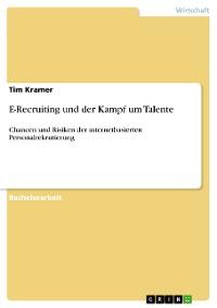 Cover E-Recruiting und der Kampf um Talente