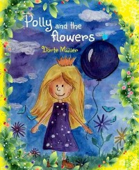 Cover Polly and the flowers