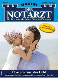 Cover Der Notarzt 393 - Arztroman