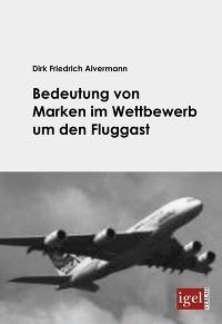 Cover Bedeutung von Marken im Wettbewerb um den Fluggast