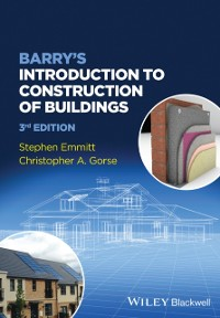 Cover Barry's Introduction to Construction of Buildings