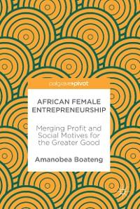 Cover African Female Entrepreneurship