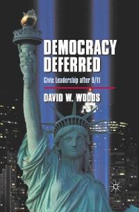 Cover Democracy Deferred