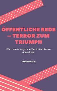 Cover Öffentliche Rede – Terror zum Triumph