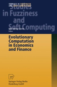Cover Evolutionary Computation in Economics and Finance