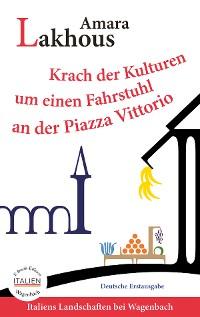 Cover Krach der Kulturen um einen Fahrstuhl an der Piazza Vittorio