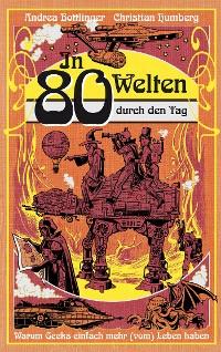 Cover In 80 Welten durch den Tag