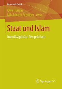 Cover Staat und Islam