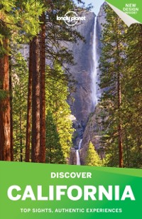 Cover Lonely Planet Discover California