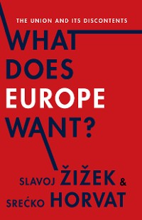 Cover What Does Europe Want?