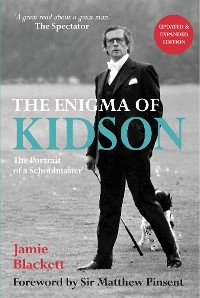 Cover The Enigma of Kidson