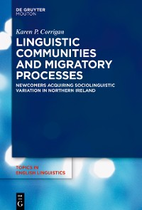Cover Linguistic Communities and Migratory Processes