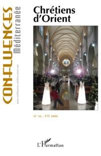 Cover Chretiens d'Orient