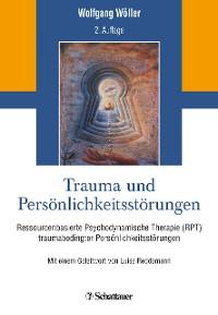 Cover Trauma und Persönlichkeitsstörungen