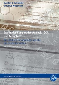 Cover Qualitative Comparative Analysis (QCA) und Fuzzy Sets